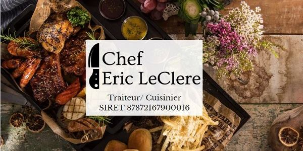 Chef Eric Leclere Catering France